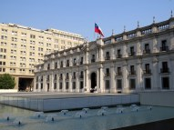 La Moneda Palace, Santiago