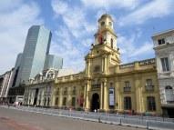 Santiago Municipal Building