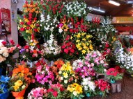 Flower Market, Santiago