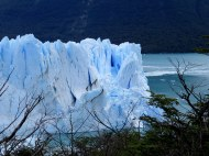 Christmas Day at Perito Moreno Glacier, Argentina