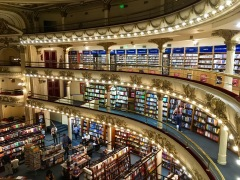 El Ateneo Bookstore, Buenos Aires.