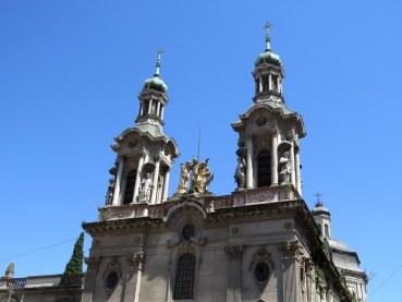 San Francisco Basilica, Buenos Aires