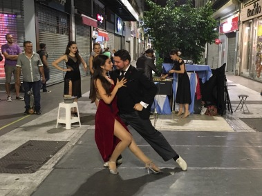 Will tango for Pesos!