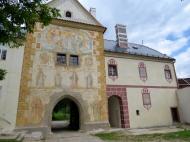 Cistercian Monastery in Vyssi Brod.