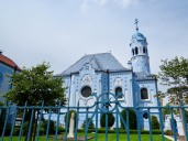 Church of St. Elizabeth - Blue Church, Bratislava
