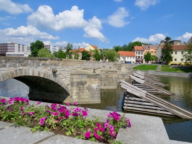 Pisek, Czech Republic