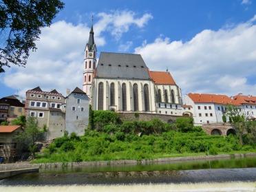 St. Vitus Church, Česky Krumlov