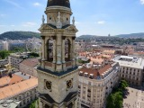View from,St. Stephen's Basilica