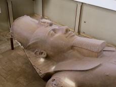 Statue of Ramses II, 1000 BC, Memphis