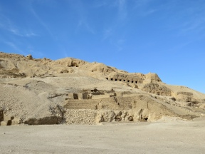 Tombs in the Valley of the Nobles, Luxor