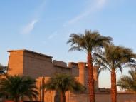 Habu Temple, Luxor