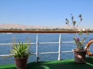 On the Nile cruise