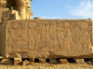 Temple of Sobek (the Crocodile god) and Haroeris, Kom Ombo