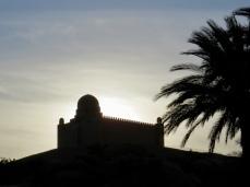 Aga Khan III Mausoleum, Aswan