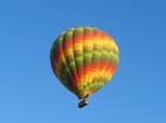 Ballooning over Luxor