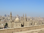View of Cairo from the Citadel