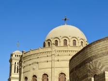 Saints Sergius and Bacchus Church, 4th Century Coptic Christian Church, Cairo