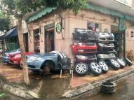 Car parts store, Alexandria