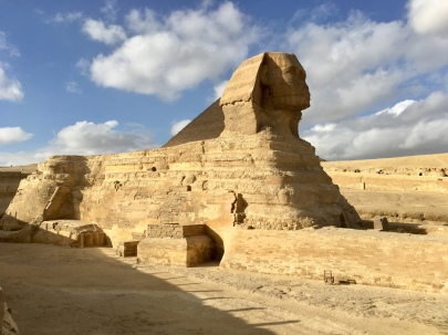 Great Sphinx, Cairo