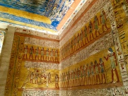 Tomb of Ramesses IV, Valley of the Kings, Luxor