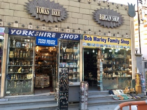 The Bob Marley Family Shop, Luxor