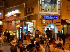 Food tour in Cairo