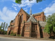 Barony Parish Church, Glasgow