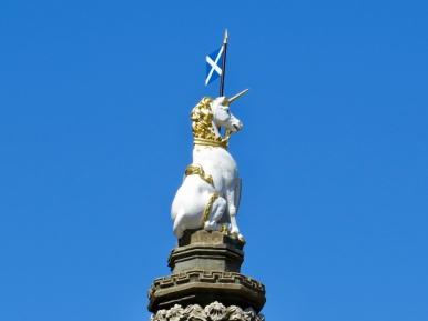 The National animal of Scotland