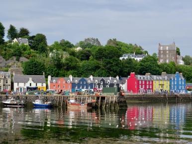 Tobermry, Isle of Mull.