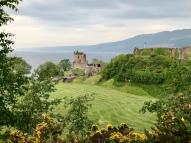 Ruins of Urquhart Castle