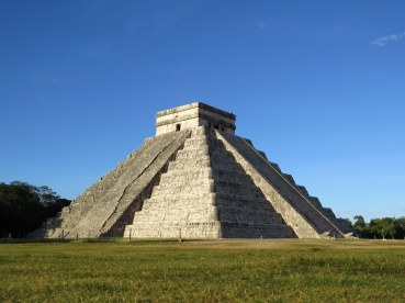 Temple of Kukulcan, Chichén Itzá. 9th - 12th Century