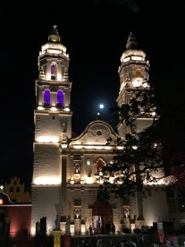 The Our Lady of the Immaculate Conception Cathedral, Campeche