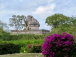 El Caracol, the Observatory, Chichén Itzá, 906 AD