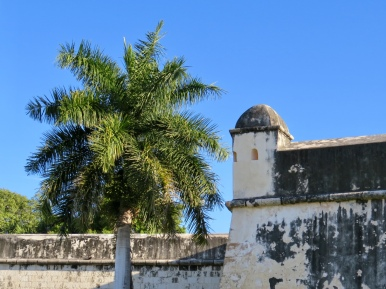 Old City Walls, Campeche