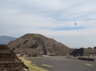 Temple of the Moon, Teotihuacan