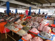 Chorrillos Fish Market